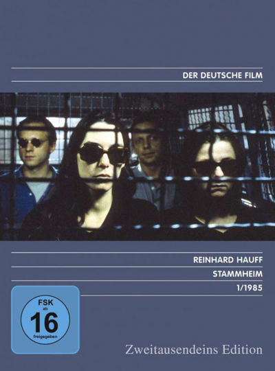 Stammheim. DVD.