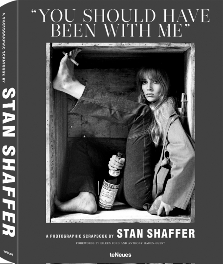 Stan Shaffer. You Should Have Been With Me. Foto-Skizzenbuch.