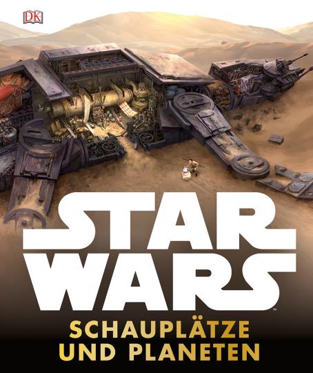 Star Wars. Schauplätze und Planeten.