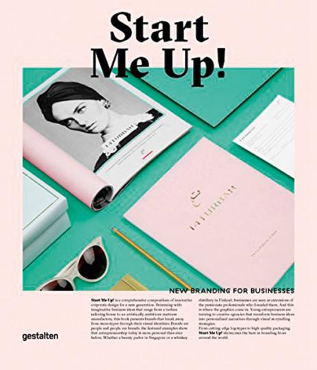Start Me Up! New Branding for Business.