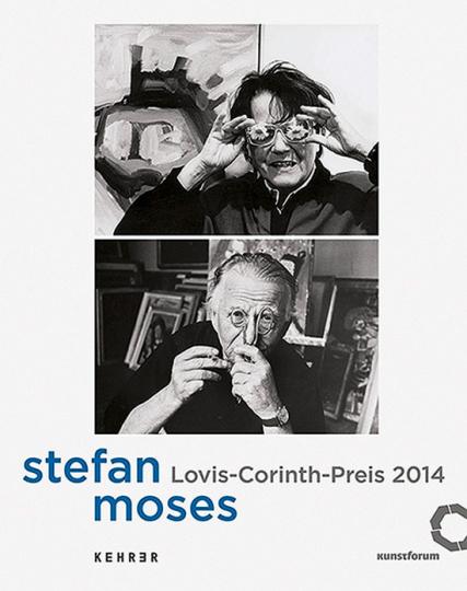 Stefan Moses. Lovis-Corinth-Preis 2014.