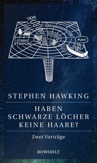 Stephen Hawking. Haben Schwarze Löcher keine Haare? Zwei Vorträge.