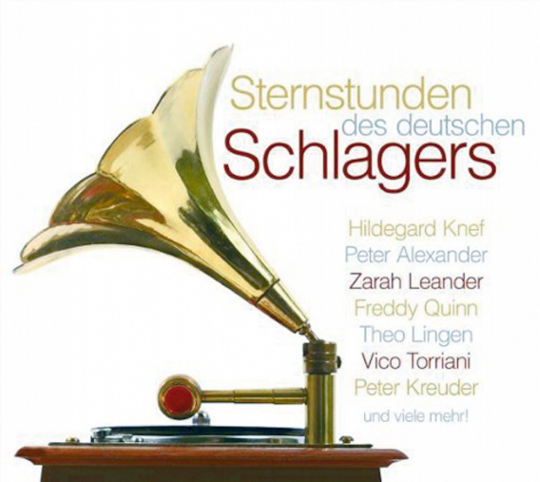 Sternstunden des deutschen Schlagers 4 CDs