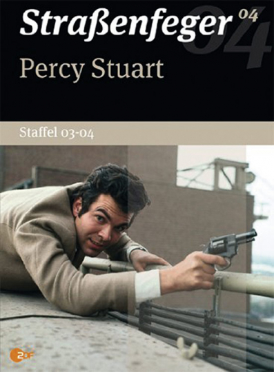 Straßenfeger 4. Percy Stuart Staffel 03-04. 4 DVDs.