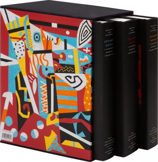Stuart Davis. A Catalogue Raisonné. 3 Bände.
