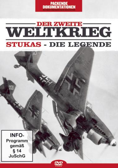 Stukas - Eine Legende DVD