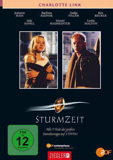 Sturmzeit 3 DVD-Set