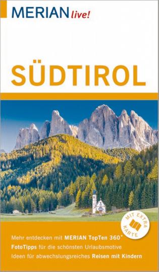Südtirol - Mit Karte zum Herausnehmen