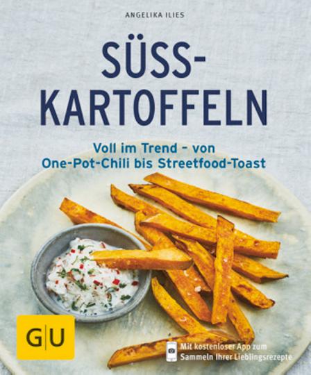 Süßkartoffeln: Voll im Trend. Von One-Pot-Chili bis Streetfood-Toast.