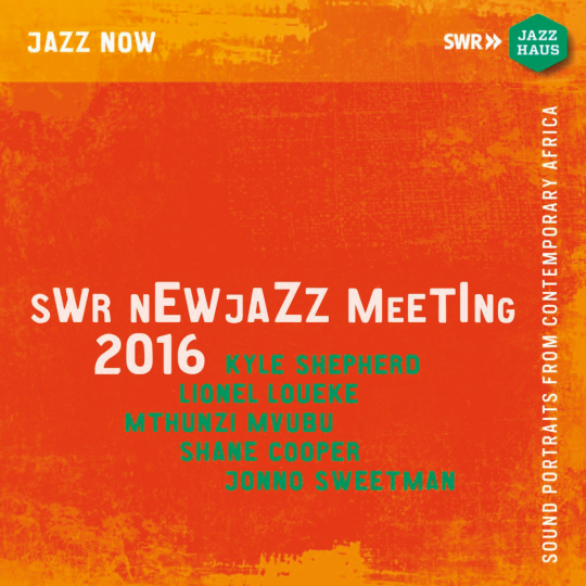 SWR New Jazz Meeting 2016. 2 CDs.
