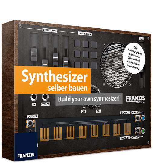Synthesizer zum Selberbauen.