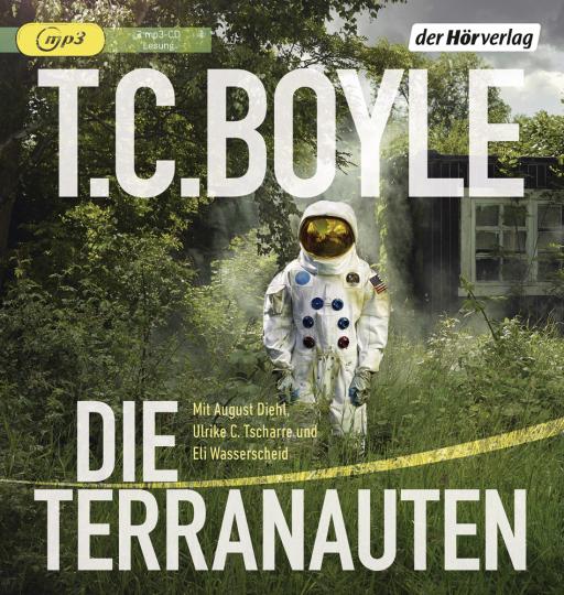 T.C. Boyle. Die Terranauten. 2 MP3-CDs.