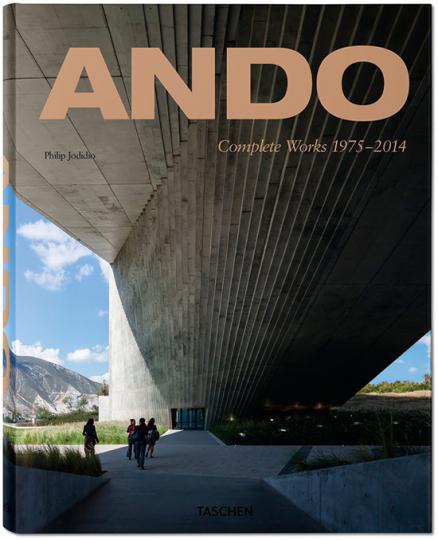 Tadao Ando. Complete Works 1975 - 2014.