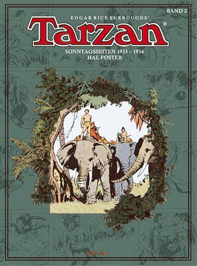 Tarzan Band 2 1933-34