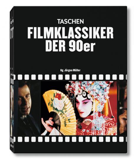 Taschens 100 beste Filme der 90er. 2 Bände.