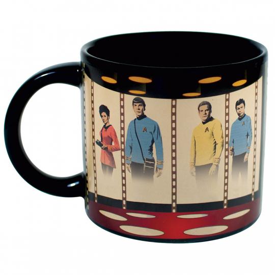 Tasse »Star Trek«.