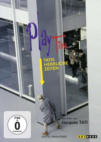Tatis herrliche Zeiten. DVD.