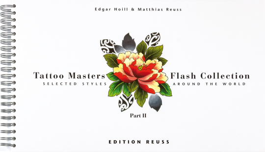 Tattoo Masters Flash Collection Part 2. Selected Styles around the World.