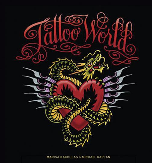 Tattoo World. Die besten Stile und Studios.