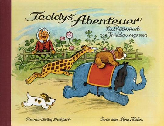 Teddys Abenteuer. Ein Bilderbuch.