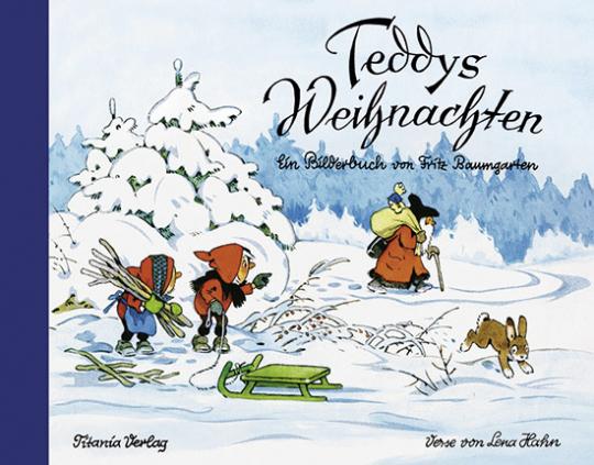 Teddys Weihnachten.