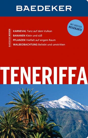 Teneriffa - Mit großem City-Plan