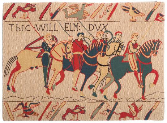 Wandbehang »Teppich von Bayeux«, klein.