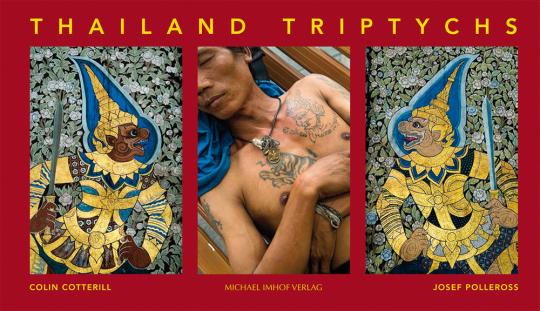 Thailand Triptychs.