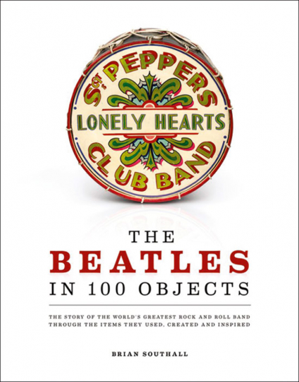 The Beatles in 100 Objects.