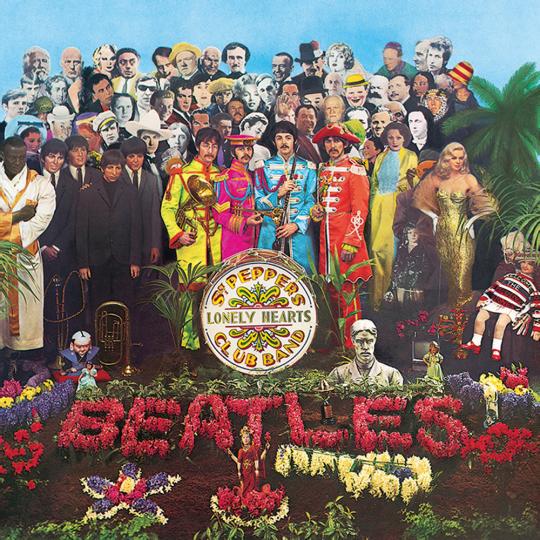 The Beatles. Sgt. Pepper.