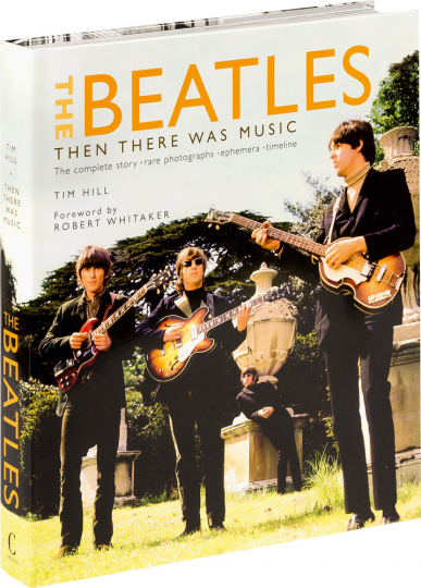 The Beatles. Then There Was Music.