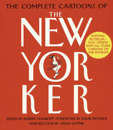 The Complete Cartoons of THE NEW YORKER (Buch + 2 CD-ROMs)