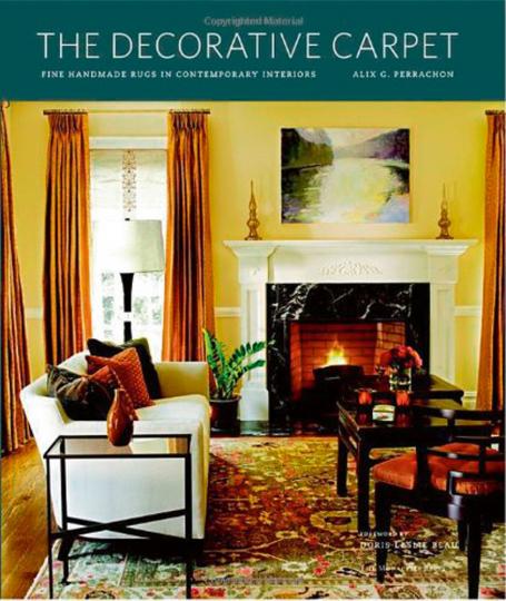 The Decorative Carpet. Feine handgearbeitete Teppiche und modernes Design.