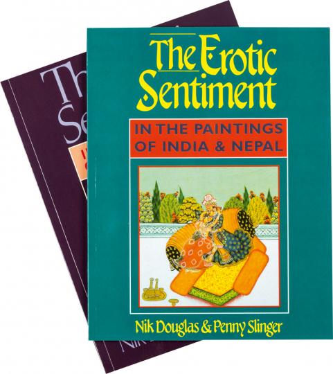 The Erotic Sentiment Paket. 2 Bände.