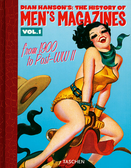 The History of Men's Magazines - Vol. 1: from 1900 to Post-WW II