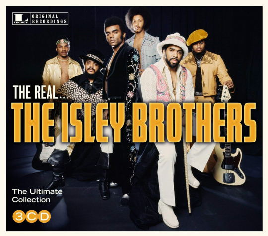 The Isley Brothers. The Real...The Isley Brothers. 3 CDs.