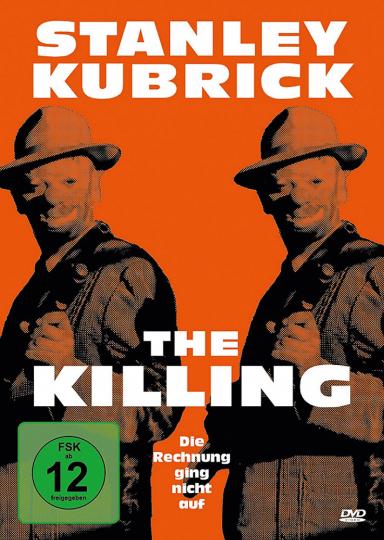 The Killing - Die Rechnung ging nicht auf. DVD.