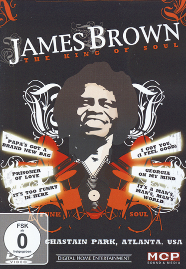 The king of Soul DVD