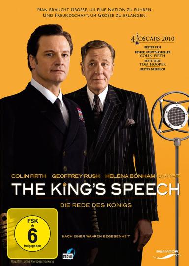 The Kings Speech - Die Rede des Königs DVD
