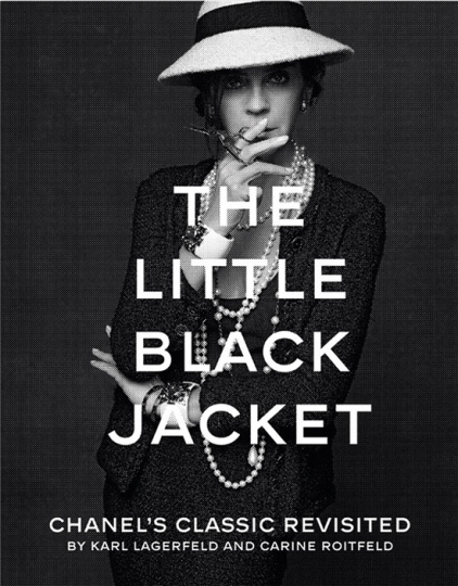 The Little Black Jacket. Chanel's Classic Revisited.