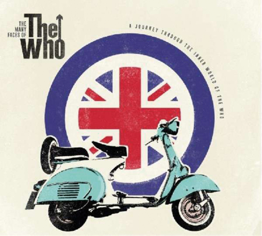 The Many Faces of The Who. 3 CDs.