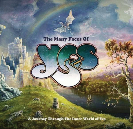 The Many Faces of Yes. 3 CDs.