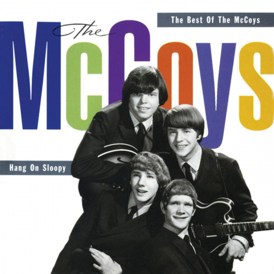 The McCoys. The Best Of The McCoys: Hang On Sloopy. CD.