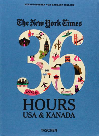 The New York Times. 36 Stunden. USA & Kanada.