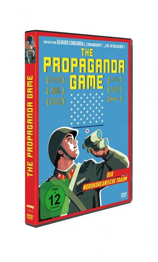 The Propaganda Game. Der Nordkoreanische Traum. DVD.