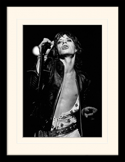 «The Rolling Stones« - Mick Jagger