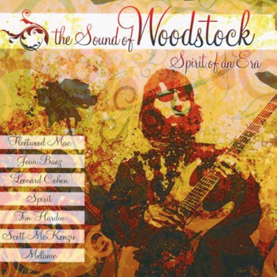 The Sound of Woodstock. CD.