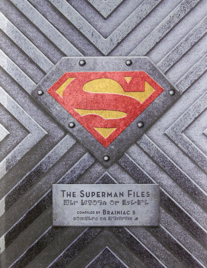 The Superman Files.