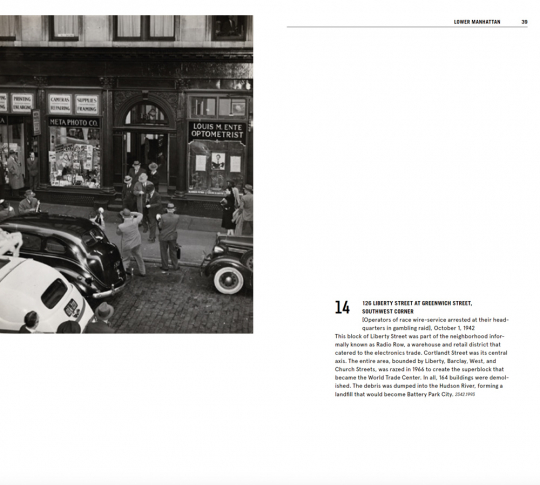 The Weegee Guide to New York. Roaming the City with its Greatest Tabloid Photographer.
