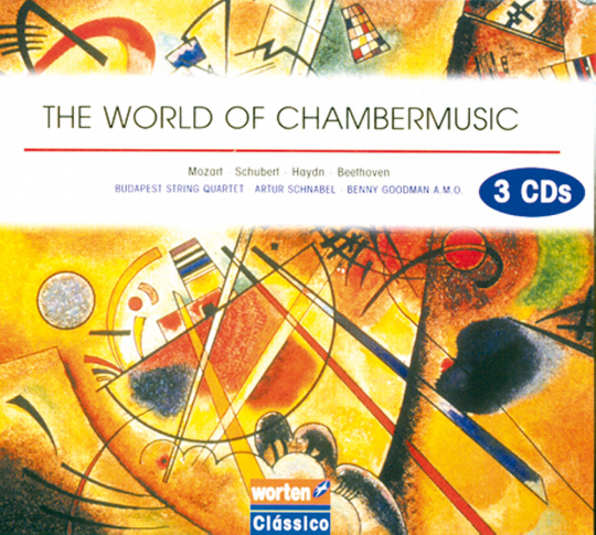 The World of Chamber Music 3 CDs